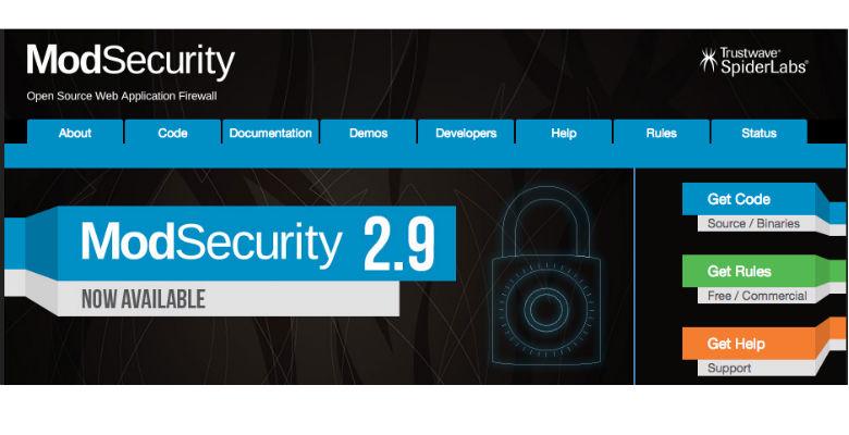 sicurezza web server apche e mod security