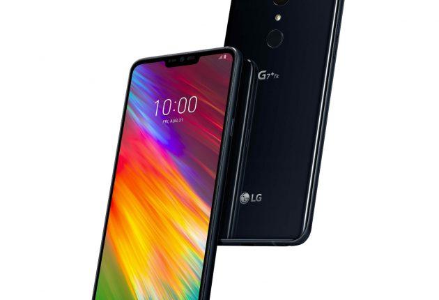 LG G7 Fit è grande e piacevole da vedere. E' un piccolo carrarmato, resistente alla polvere e all'acqua. Lo schermo è brillantissimo e fa una ottima impressione.
