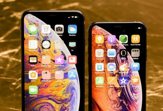 Il confronto fra iPhone XS e iPhone XS Max