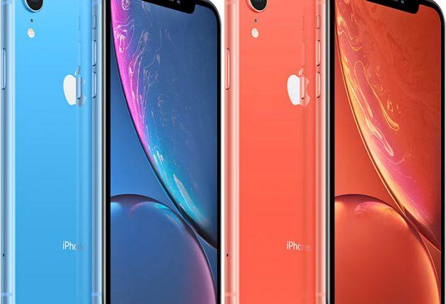Le colorazioni disponibili rendono iPhone XR un prodotto sgargiante e piacevole nel design