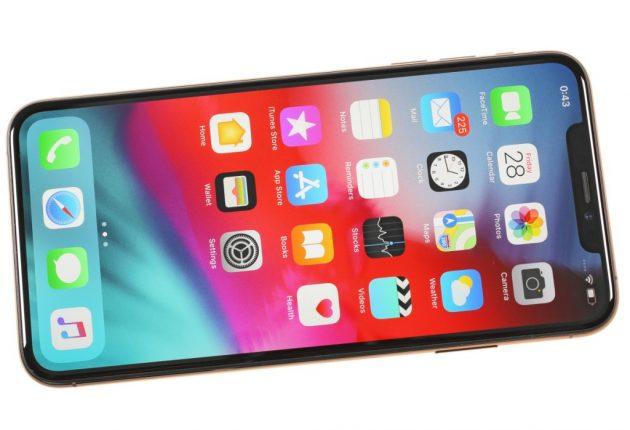 iPhone XS Max monta la versione 12 di iOS con nuove funzionalità, fra cui la gestione delle notifiche intelligente