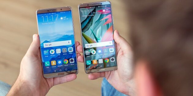 Confrontato con il suo più diretto concorrente Samsung Galaxy S8, il Huawei Mate 10 pro lo supera quanto a velocità e batteria. Un poco sotto per display