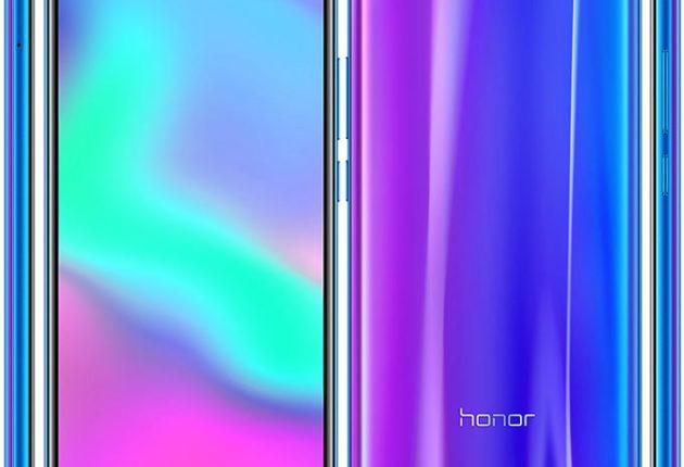 Honor 10 ha dei colori piuttosto vividi. Buona la dotazione hardware, adeguata alla sua classe