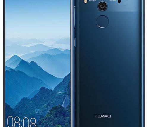 Huawei Mate 10 pro ha un ottimo design con dei bei giochi di luce sul retro. Molto solido e piacevole al tatto