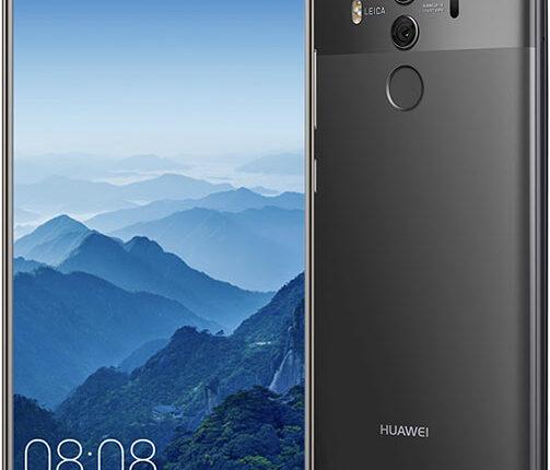 Lo schermo di Huawei Mate 10 pro è abbastanza buono: si posiziona a metà nella categoria di riferimento