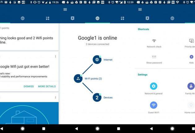 Google Wifi si gestisce solamente tramite l'applicazione iOS o Android. E' molto molto semplice e ben organizzata.