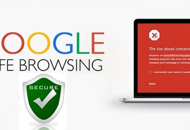 """Android 8 Oreo esegue di default un controllo dei link con """"Navigazione Sicura"""". Possiamo dire che Google è diventato moderatamente bravo nel riconoscere i siti di phishing"""