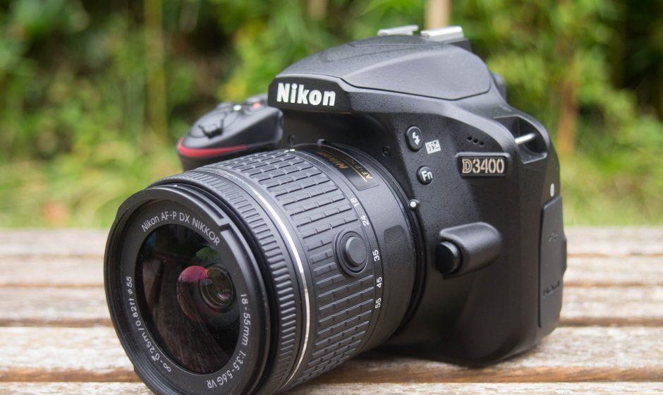 Fotocamera Nikon D3400 recensione. Un ottimo punto di partenza