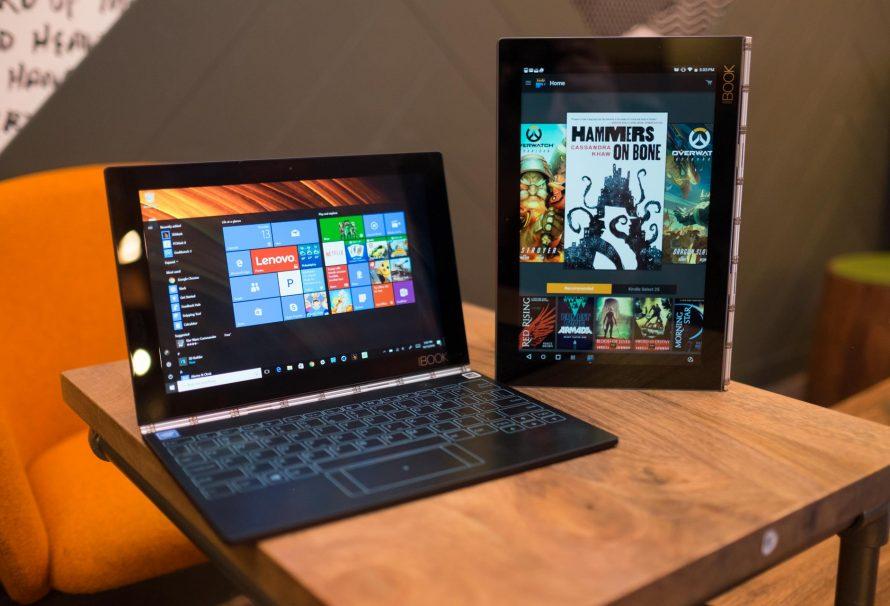 Lenovo Yoga BooK recensione. Molto bello, ma cade sulle performance