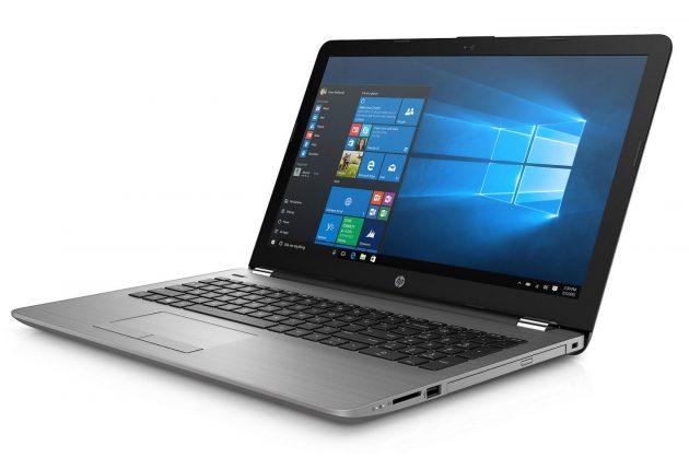 HP 255 G6 ha un buon design, è compatto e stabile