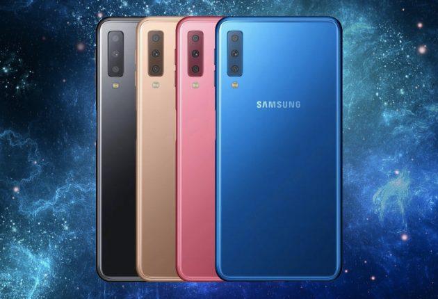 Samsung Galaxy A7 2018 è un ottimo prodotto di fascia media. Il design è molto elegante e luccicante, anche se il materiale alla fine è solamente plastica