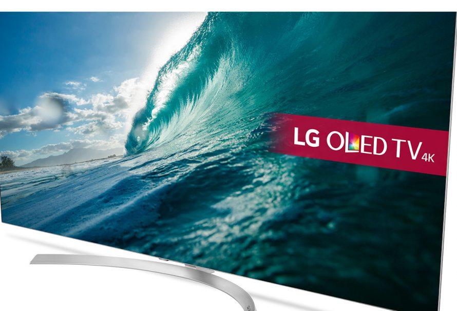 Smart TV LG OLED B7. Un bel 4K molto equilibrato