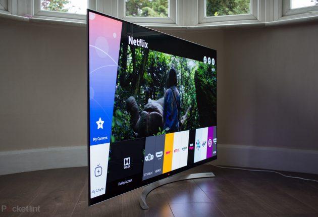 LG OLED B7 è un ottimo schermo 4K che riesce ad essere equilibrato in tutto quello che offre