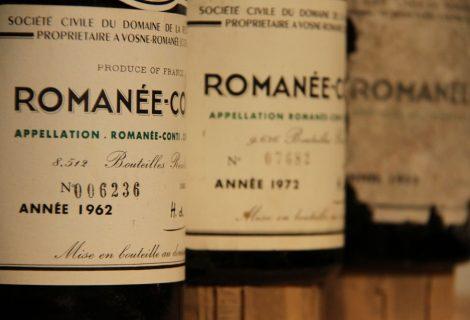 Nicola ed Enzio Lucca contro i falsari di vino pregiato Romaneè Conti