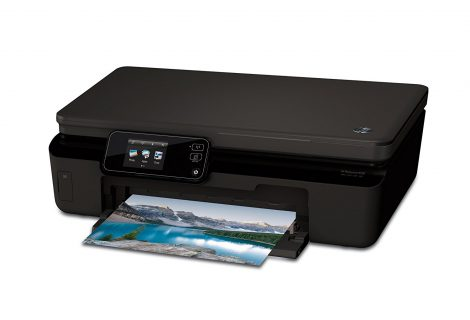 Recensione stampante multifunzione HP Photosmart 5520