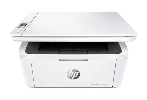 HP LaserJet Pro M28w: compatta, forte. Ma consuma