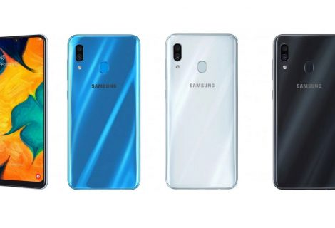 Samsung Galaxy A30. Carino, ma deboluccio