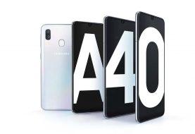 Samsung Galaxy A40. Buono ma nè carne nè pesce