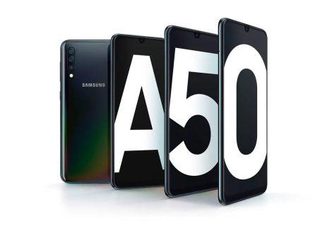Samsung Galaxy A50. Qualche buona possibilità