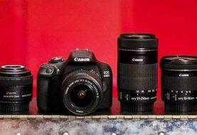 Canon EOS 2000D nuova ma non troppo