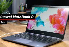 Huawei MateBook D. Buone prestazioni, buon prezzo