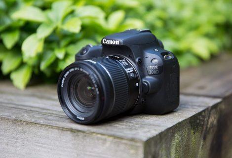 Canon EOS 250D. Finalmente il 4K e più batteria!