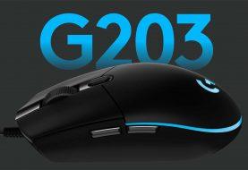 Logitech Prodigy G203. Molta efficenza, poca bellezza