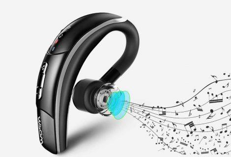 Auricolare Mpow Bluetooth 4.1. Un ottimo lavoro