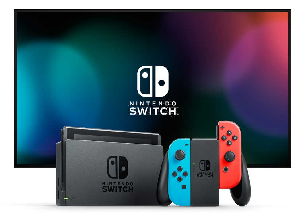 Nintendo Switch Televisione