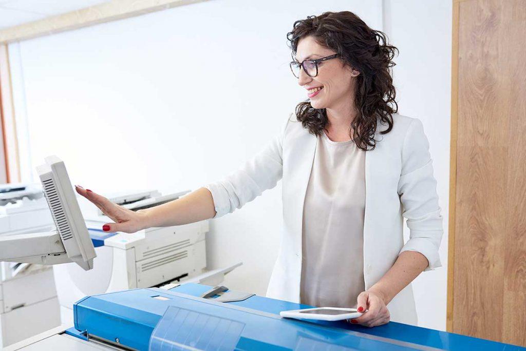 Utilizzare un pin per stampare