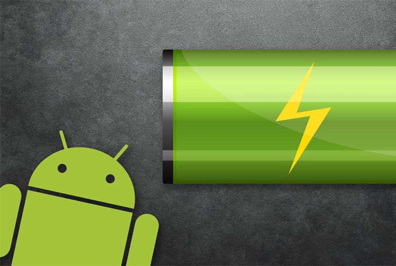 aumentare la durata della batteria del telefono Android