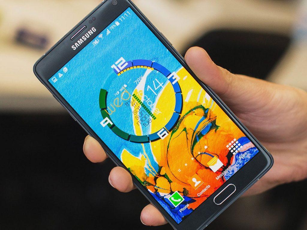 Widget Android