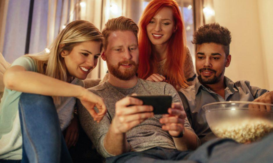 Come guardare Netflix con i tuoi amici online