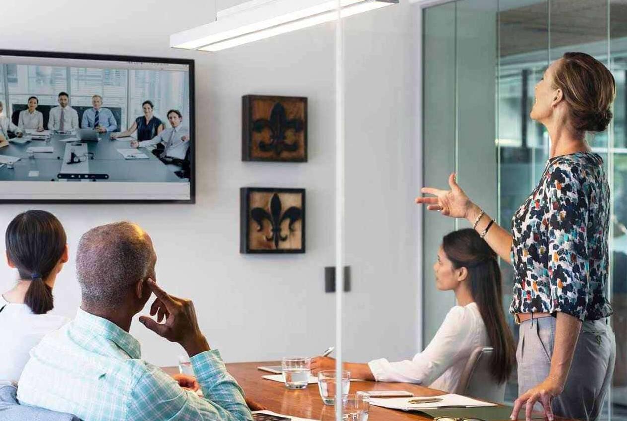 Call Conference in ufficio