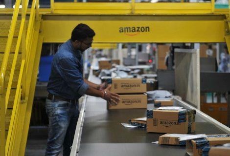 Coronavirus. Amazon esploderà per i troppi ordini?