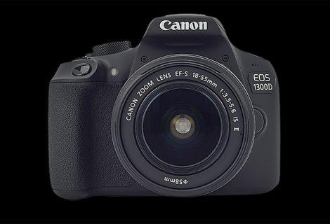 Canon EOS 1300D - Rebel T6