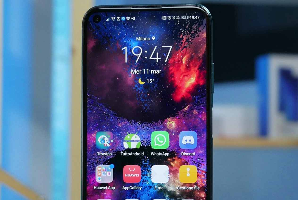 Huawei P40 Lite recensione