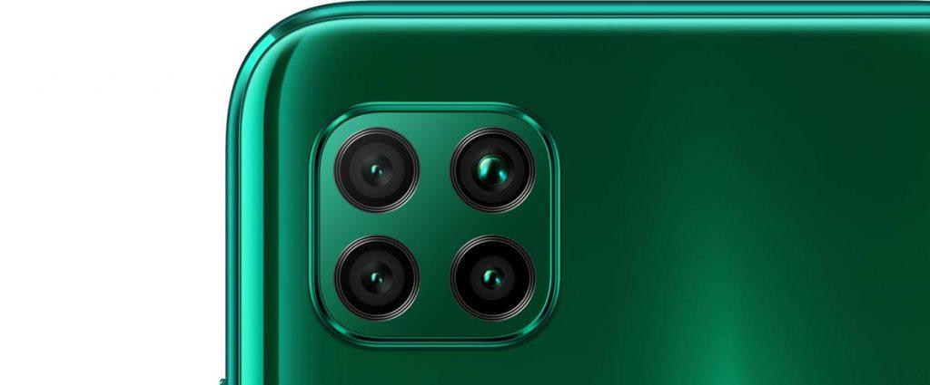 Huawei P40 Lite fotocamere