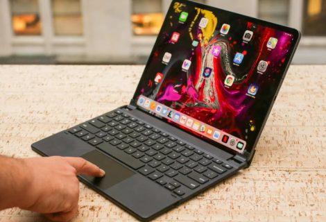 Nuovi iPad Pro e MacBook Air: nuova tastiera, trackpad e sensore 3D