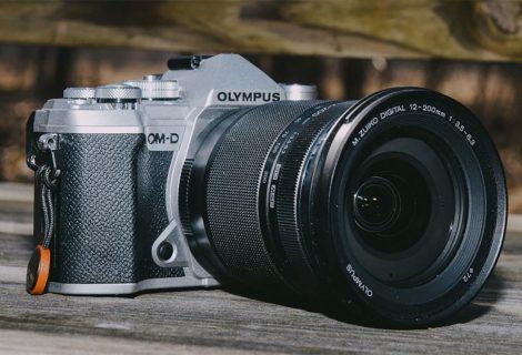 Recensione Olympus OM-D E-M5 Mark III