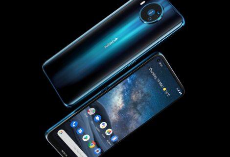 Il nuovo Nokia 8.3 aggancerà il 5G in tutto il mondo