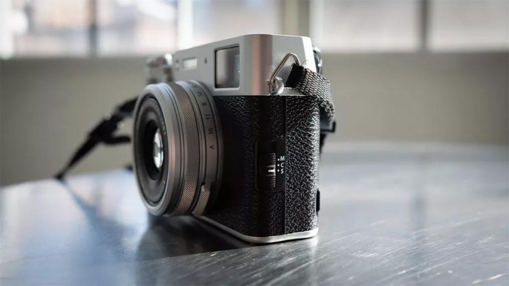 Fujifilm Xv100