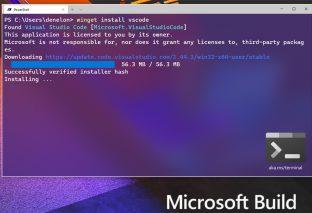 Gestione pacchetti di Windows di Microsoft disponibile open source