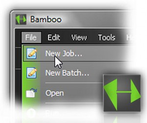 Software come Bamboo sono studiati per sincronizzare i file
