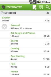Evernote è ottimo per memorizzare dati e ritrovarli tramite tag