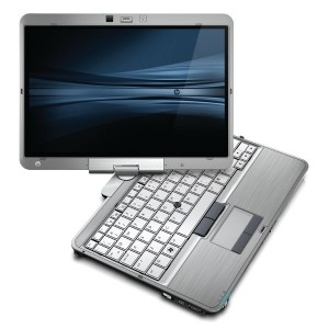 Elegante Design e tastiera comoda per l'HP EliteBook