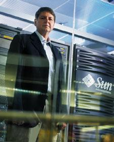 Bill Vass, President and COO, Sun Microsystems Federal